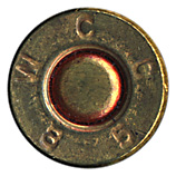 7.62mm NATO Ball (Match)  United States W C C 8 5 head view.
