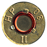 7.62mm NATO Ball  Austria HP 80 II head view.