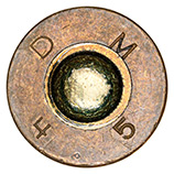 .30-06 Frangible  United States D M 4 5 head view.