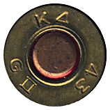 .303 British Tracer MK2 United Kingdom K4 43 GII head view.