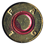 5.56 x 45mm Ball (Reduced Range)  United States R A 7 0 head view.