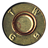 5.56 x 45mm Blank M200 United States T W 6 9 head view.